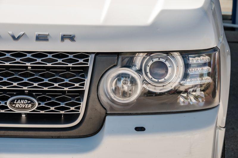 2010 Land Rover Range Rover 5.0L V8 HSE LUX Navigation Htd/Vntltd Seats Nice! in Rowlett, Texas
