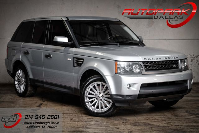 2010 Land Rover Range Rover Sport HSE in Addison TX, 75001