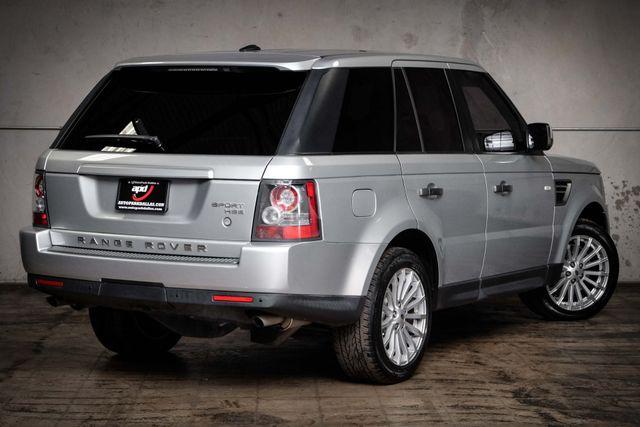 2010 Land Rover Range Rover Sport HSE in Addison TX, 75001
