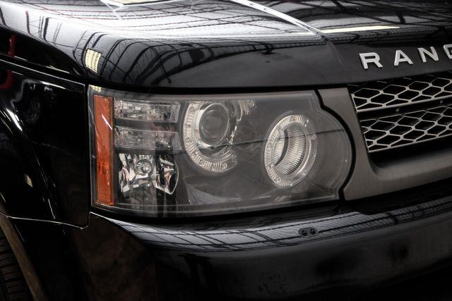 2010 Land Rover Range Rover Sport Super Charged on Vossen Wheels in Addison, TX 75001