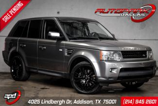 2010 Land Rover Range Rover Sport HSE LUX in Addison, TX 75001