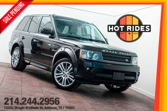 2010 Land Rover Range Rover Sport HSE Luxury