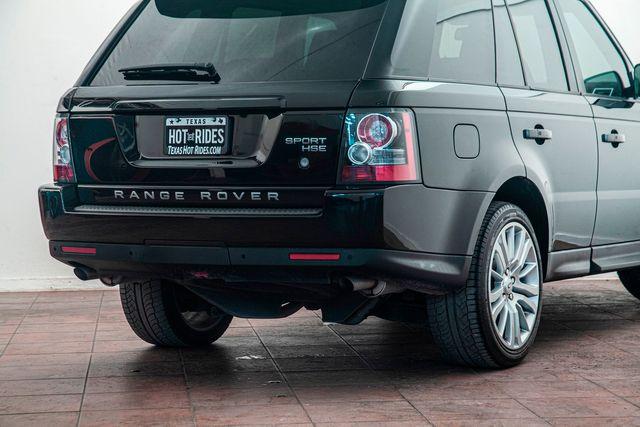 2010 Land Rover Range Rover Sport HSE Luxury in Addison, TX 75001