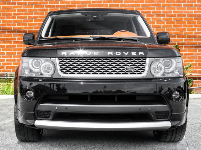 2010 Land Rover Range Rover Sport AUTOBIOGRAPHY SC AUTOBIOGRAPHY LIMITED EDITION Burbank, CA 2