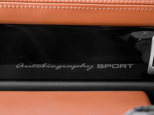2010 Land Rover Range Rover Sport AUTOBIOGRAPHY SC AUTOBIOGRAPHY LIMITED EDITION Burbank, CA 29