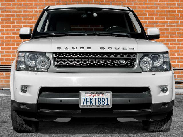 2010 Land Rover Range Rover Sport HSE Burbank, CA 2