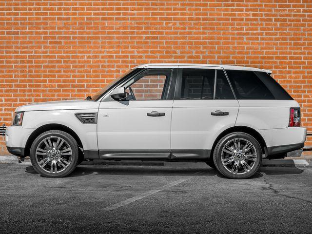 2010 Land Rover Range Rover Sport HSE Burbank, CA 4