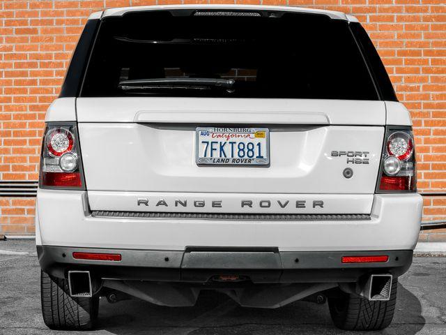 2010 Land Rover Range Rover Sport HSE Burbank, CA 7