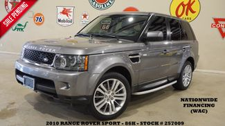 2010 Land Rover Range Rover Sport HSE LUX ROOF,NAV,REAR DVD,HTD LTH,86K in Carrollton TX, 75006