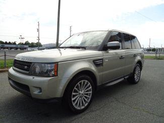 2010 Land Rover Range Rover Sport HSE Charlotte, North Carolina 7