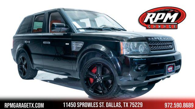 2010 Land Rover Range Rover Sport SC in Dallas, TX 75229