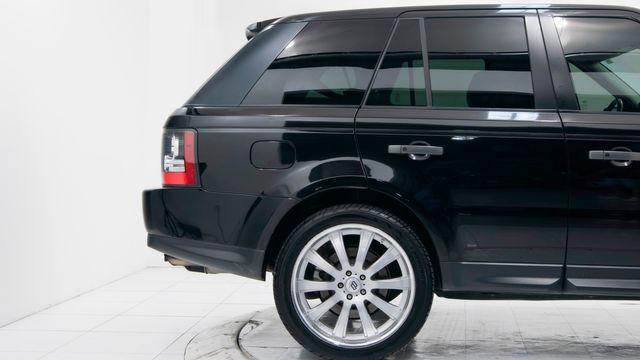 2010 Land Rover Range Rover Sport HSE LUX in Dallas, TX 75229
