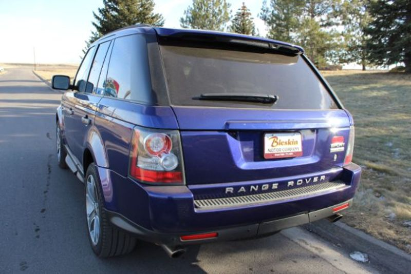 2010 Land Rover Range Rover Sport SC  city MT  Bleskin Motor Company   in Great Falls, MT
