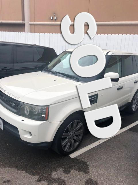 2010 Land Rover Range Rover Sport HSE LUX Houston, Texas 1
