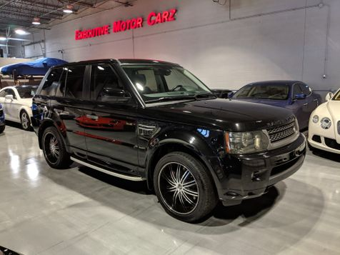 2010 Land Rover Range Rover Sport HSE LUX in Lake Forest, IL