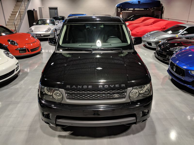 2010 Land Rover Range Rover Sport HSE LUX  Lake Forest IL  Executive Motor Carz  in Lake Forest, IL