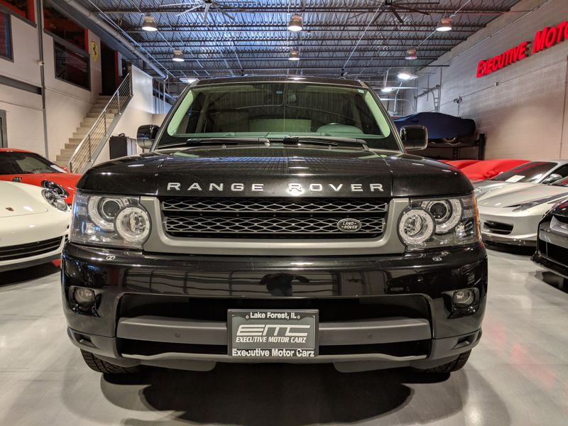 2010 Land Rover Range Rover Sport HSE  Lake Forest IL  Executive Motor Carz  in Lake Forest, IL