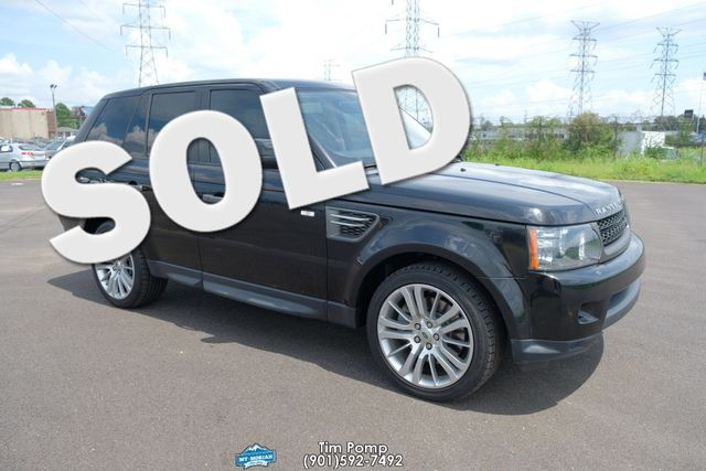 2010 Land Rover Range Rover Sport HSE in  Tennessee
