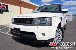 2010 Land Rover Range Rover Sport HSE Package ~ Serviced ~ 2 Owner ~ Clean CarFax | MESA, AZ | JBA MOTORS in Mesa AZ