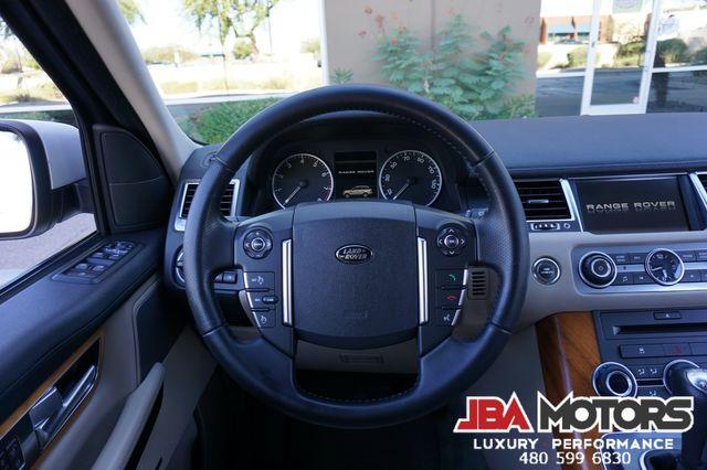 2010 Land Rover Range Rover Sport HSE 4WD SUV ~ Navi Rear Camera Harman Kardon WOW in Mesa, AZ 85202