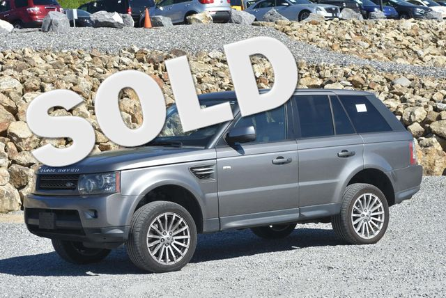 2010 Land Rover Range Rover Sport HSE Naugatuck, Connecticut