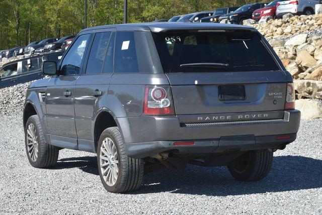2010 Land Rover Range Rover Sport HSE Naugatuck, Connecticut 2