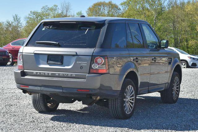 2010 Land Rover Range Rover Sport HSE Naugatuck, Connecticut 4