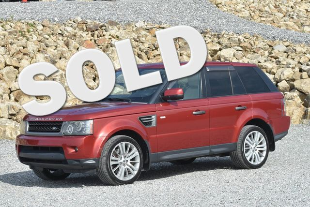 2010 Land Rover Range Rover Sport HSE LUX Naugatuck, Connecticut