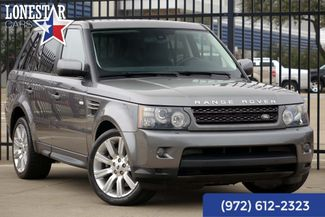2010 Land Rover Range Rover Sport One Owner Clean Carfax HSE in Plano Texas, 75093
