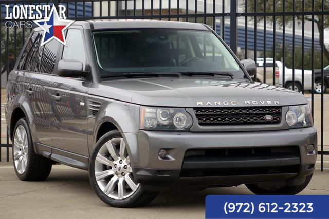 2010 Land Rover Range Rover Sport One Owner Clean Carfax HSE