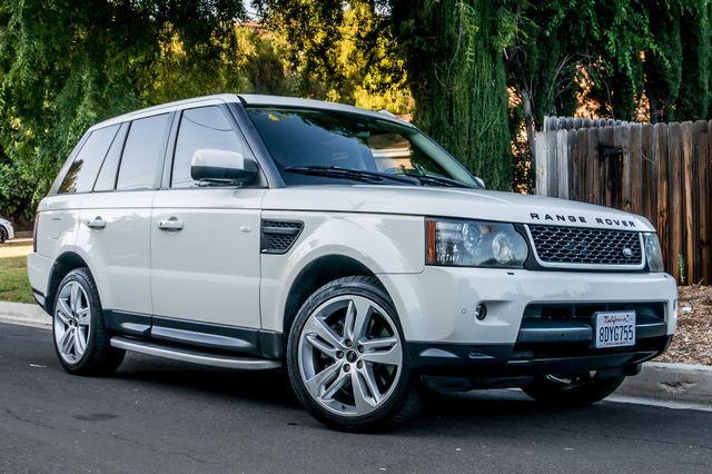 2010 Land Rover Range Rover Sport HSE in Reseda, CA, CA 91335