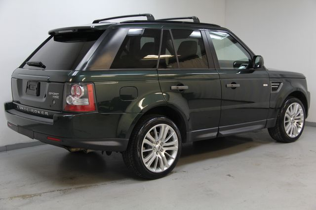 2010 Land Rover Range Rover Sport HSE LUX Richmond, Virginia 1