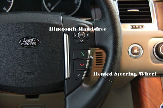2010 Land Rover Range Rover Sport HSE LUX Richmond, Virginia 10