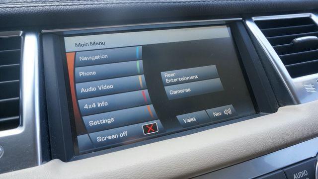 2010 Land Rover Range Rover Sport Supercharged Valley Park, Missouri 19