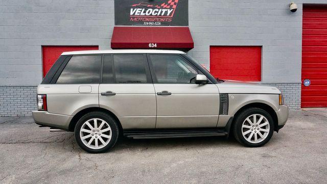 2010 Land Rover Range Rover SC Valley Park, Missouri 4