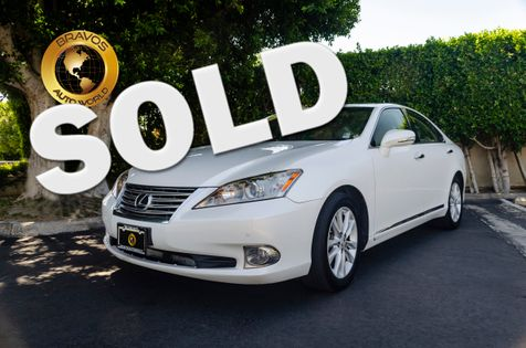 2010 Lexus ES 350  in cathedral city