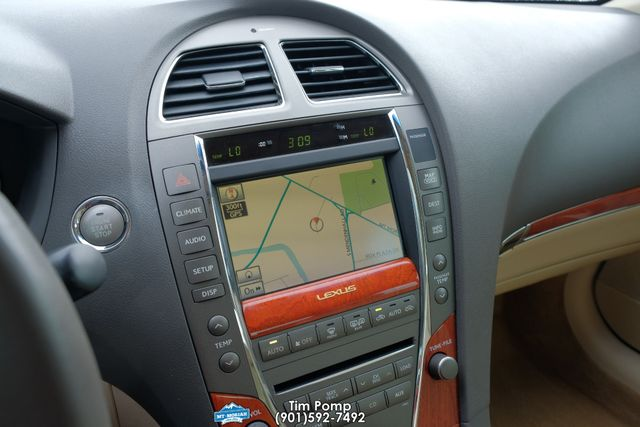 2010 Lexus ES 350 NAVIGATION / SUNROOF in Memphis, Tennessee 38115