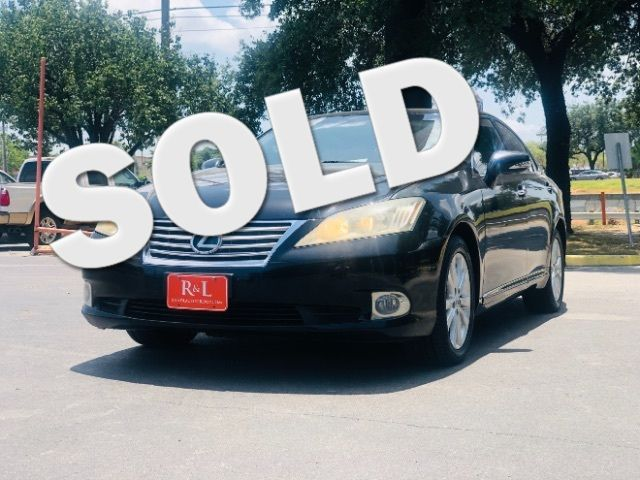 2010 Lexus ES 350 Sedan in San Antonio, TX 78233