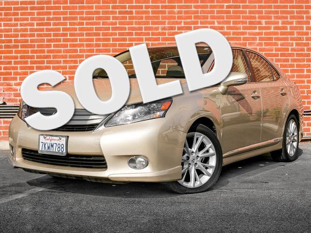 2010 Lexus HS 250h Premium Burbank, CA