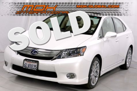 2010 Lexus HS 250h Premium - Navigation - Heated / Cooled seats in Los Angeles