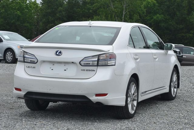 2010 Lexus HS 250h Naugatuck, Connecticut 4