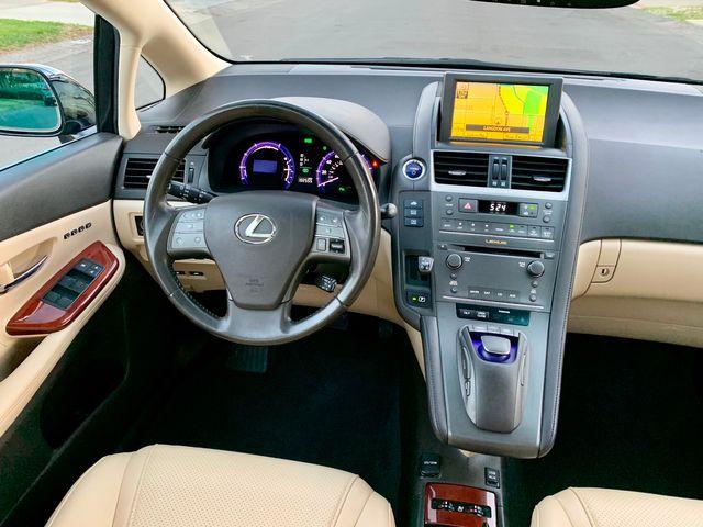 2010 Lexus HS 250h PREMIUM NAVIGATION SERVICE RECORDS XLNT COND. in Van Nuys, CA 91406