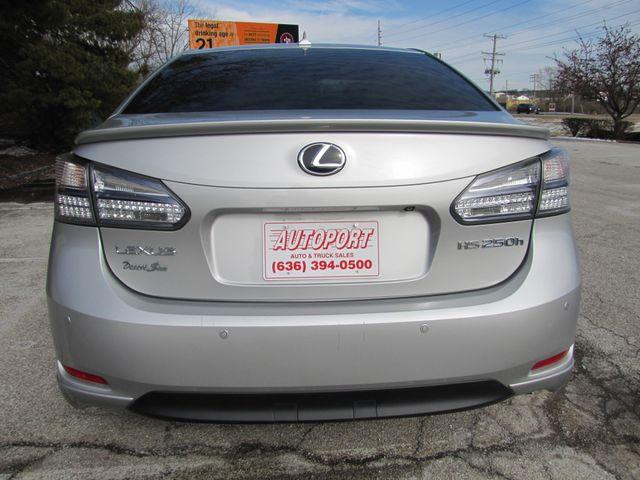 2010 Lexus HS 250h Premium St. Louis, Missouri 1