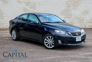 2010 Lexus IS 250 AWD Sport Sedan w/ Heated & Ventilated in Eau Claire, Wisconsin