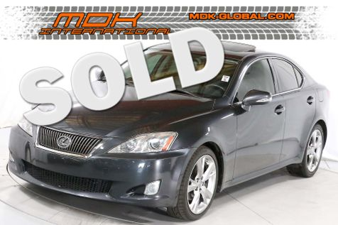 2010 Lexus IS 250 - Navigation - Xenon - Heated / Cooled seats in Los Angeles