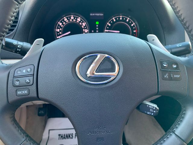 2010 Lexus IS 250 Convertible 3 MONTH/3,000 MILE NATIONAL POWERTRAIN WARRANTY Mesa, Arizona 25