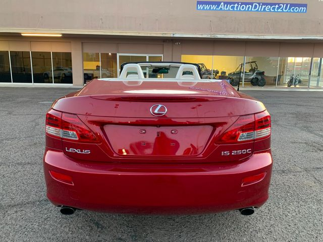 2010 Lexus IS 250 Convertible 3 MONTH/3,000 MILE NATIONAL POWERTRAIN WARRANTY Mesa, Arizona 3