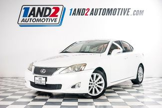 2010 Lexus IS 250 IS 250 6-Speed Sequential in Dallas TX