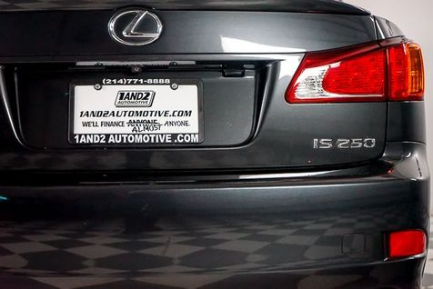 2010 Lexus IS 250 IS 250 6-Speed Sequential in Dallas, TX