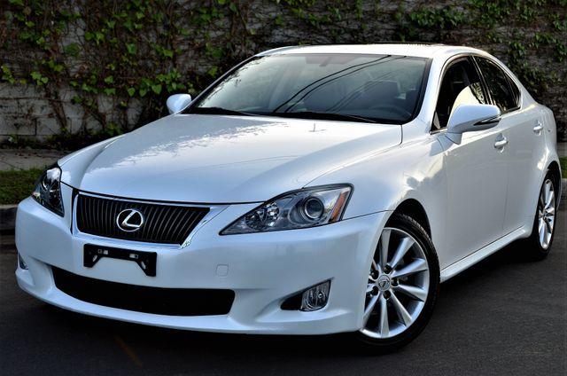 2010 Lexus IS 250 Reseda, CA 1